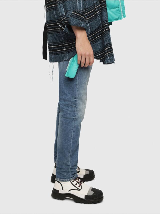 Diesel - Larkee-Beex 089AW, Light Blue - Jeans - Image 3