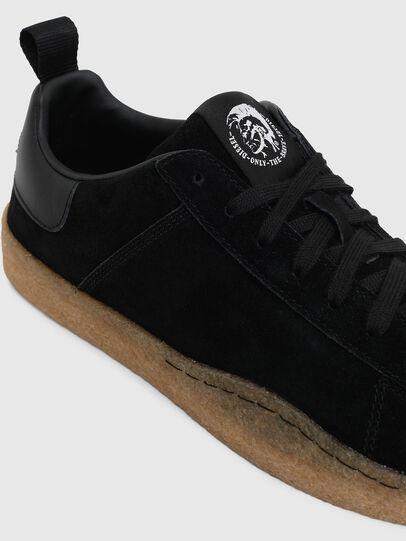 Diesel - S-CLEVER PAR LOW, Black - Sneakers - Image 4
