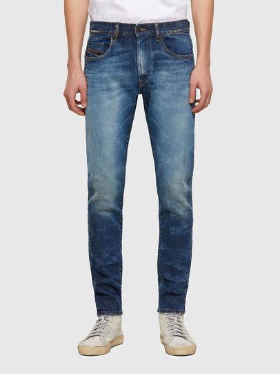 Diesel - D-Strukt 009NT, Medium blue - Jeans - Image 1