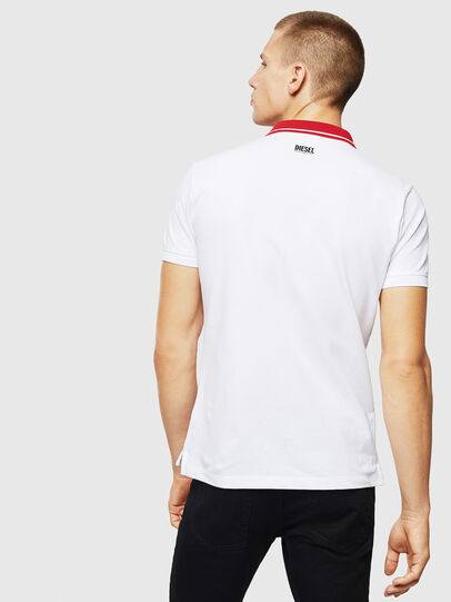 Diesel - LR-T-HART-VIC, White - Polos - Image 2