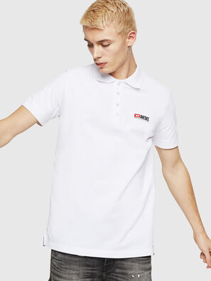 T-WEET-DIV, White - Polos