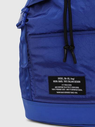 Diesel - F-SUSE BACKPCK, Blue - Backpacks - Image 7