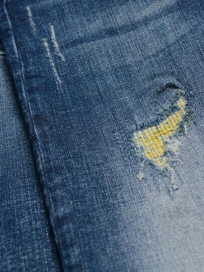 Diesel - MHARKY-J, Black/Yellow - Jeans - Image 3