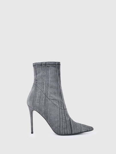 Diesel - D-YUCCA AB, Black - Ankle Boots - Image 1