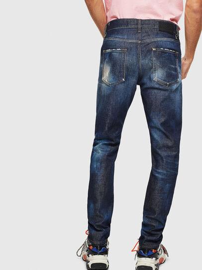 Diesel - D-Strukt 009BH, Dark Blue - Jeans - Image 2