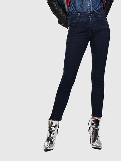 Diesel - Babhila 0096R, Dark Blue - Jeans - Image 1
