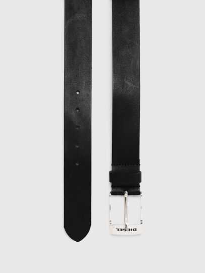 Diesel - B-TOMBOLO, Black - Belts - Image 3