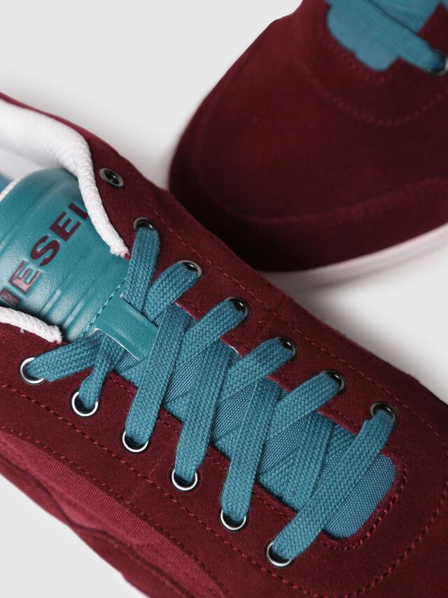 Diesel - S-HAPPY LOW, Red - Sneakers - Image 4