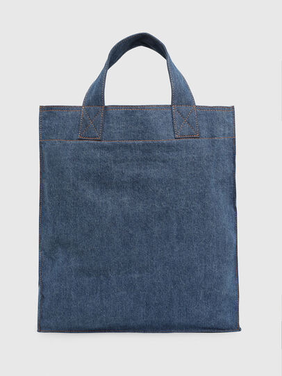 Diesel - F-THISBAG SHOWEI, Blue Jeans - Shopping and Shoulder Bags - Image 2