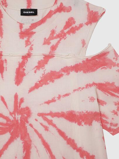 Diesel - DOPELTD, Pink/White - Dresses - Image 3