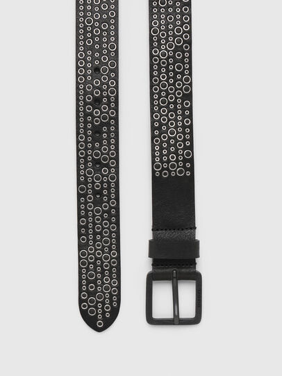 Diesel - B-HEAVY, Black - Belts - Image 3