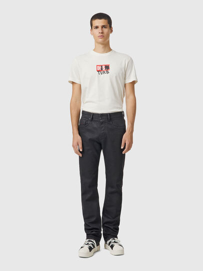 Diesel - D-Vocs 09B41, Black/Dark grey - Jeans - Image 5