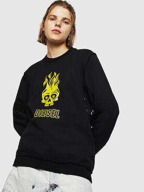 F-LYANY-E, Black - Sweaters