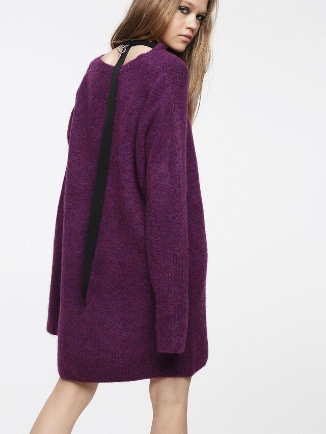 Diesel - M-SOFTY, Violet - Dresses - Image 2