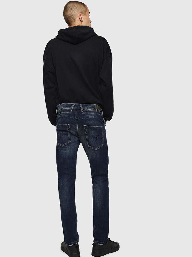 Diesel Belther 0814W, Dark Blue - Jeans - Image 2