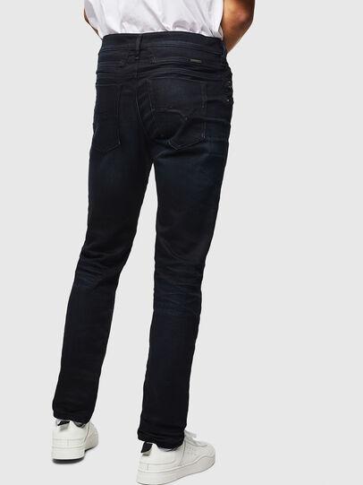 Diesel - D-Bazer 084AY, Dark Blue - Jeans - Image 2