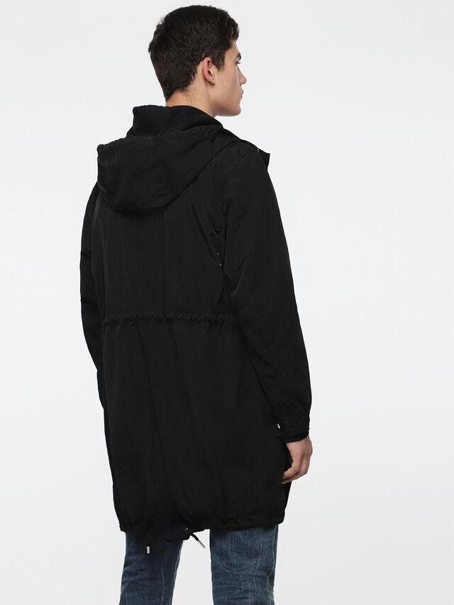 Diesel - J-CHIEF, Black - Jackets - Image 2