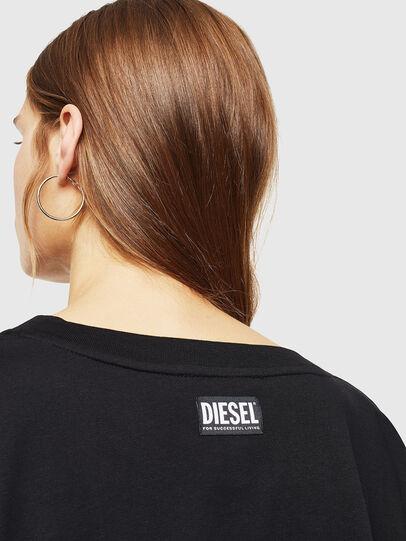 Diesel - T-GIANP-B, Black - Tops - Image 5