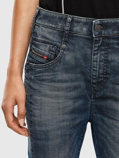 Diesel - FAYZA JoggJeans® 069PD, Dark Blue - Jeans - Image 3