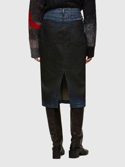 Diesel - ODIANNE, Dark Blue - Skirts - Image 2