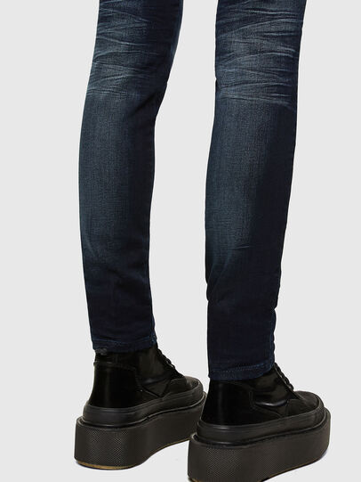 Diesel - Gracey JoggJeans 069PZ, Dark Blue - Jeans - Image 5