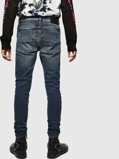 Diesel - D-Amny 069KG, Dark Blue - Jeans - Image 2