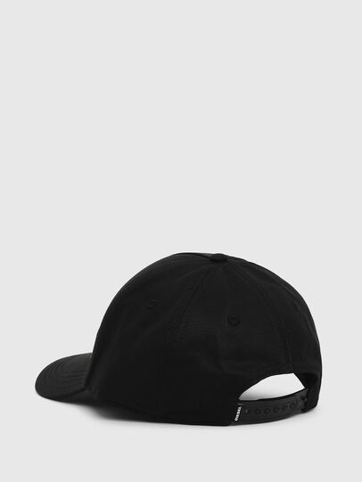 Diesel - CINDI-MAX, Opaque Black - Caps - Image 2