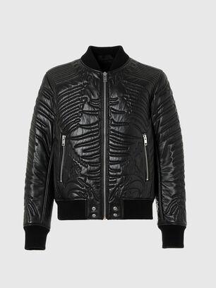 L-FUTURE, Black - Leather jackets