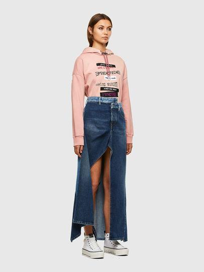Diesel - F-MAGDALENA-V1, Pink - Sweaters - Image 4