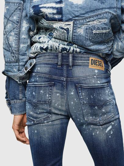 Diesel - Sleenker 0091Y,  - Jeans - Image 5