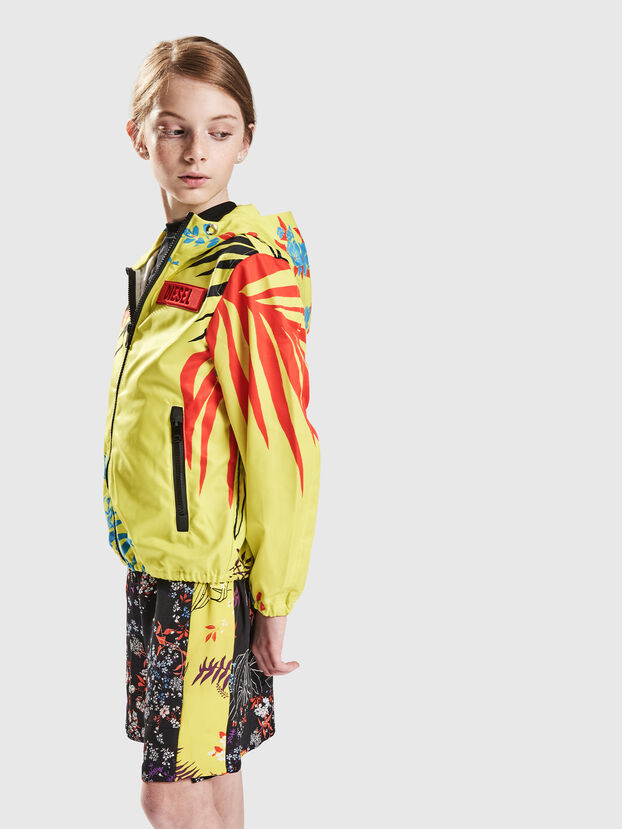JSABORUPALM, Yellow Fluo - Jackets