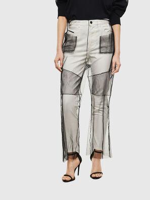 TYPE-1003, White - Jeans