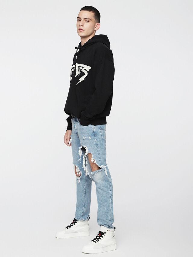 Diesel - S-DANNY MC, White - Sneakers - Image 5