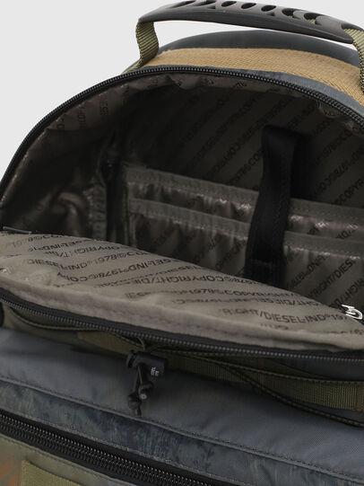 Diesel - LYONEL, Blue - Backpacks - Image 4