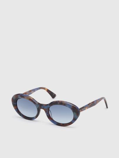 Diesel - DL0281, Multicolor - Sunglasses - Image 2