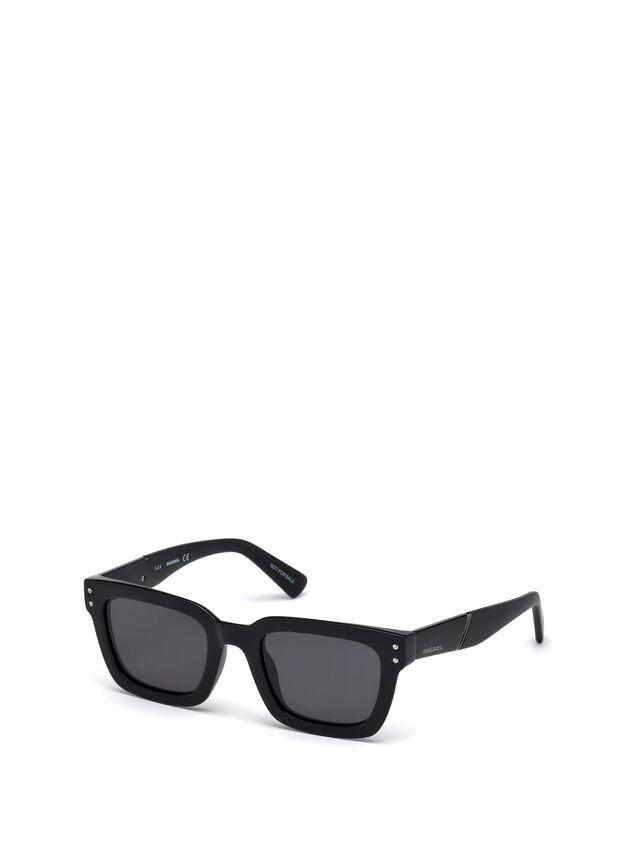 Diesel DL0231, Black - Eyewear - Image 4