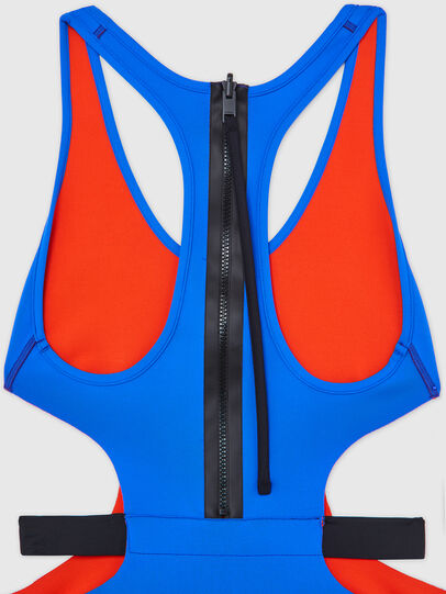 Diesel - BFSW-DIVERDOO, Blue/Orange - Swimsuits - Image 4