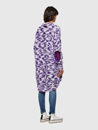 Diesel - M-HEATH, Violet/White - Knitwear - Image 2