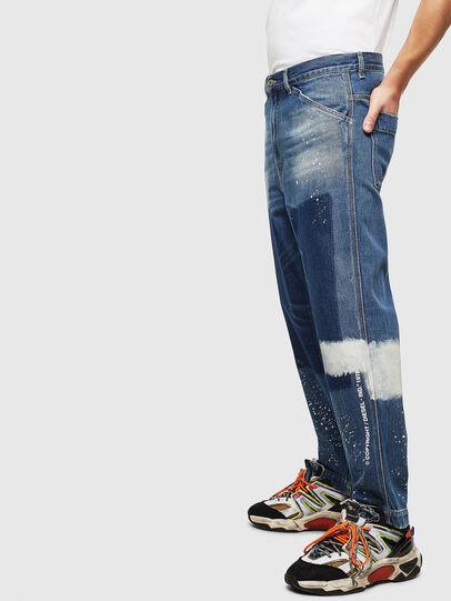 Diesel - D-Franky 009CB, Medium blue - Jeans - Image 5