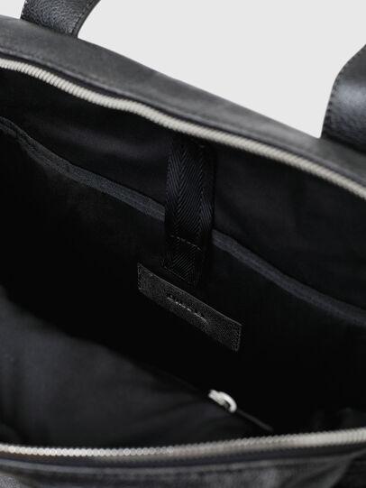 Diesel - BRIEFCORK, Black - Briefcases - Image 5