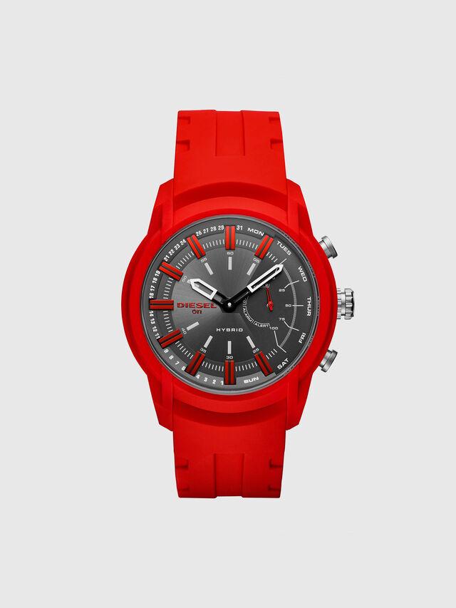 Diesel - DT1016, Red - Smartwatches - Image 2