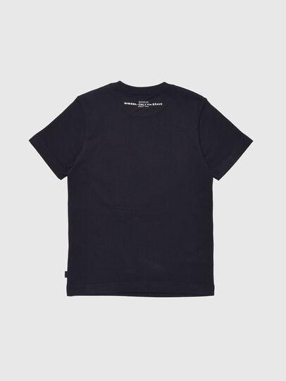 Diesel - TJUSTXD, Black - T-shirts and Tops - Image 2