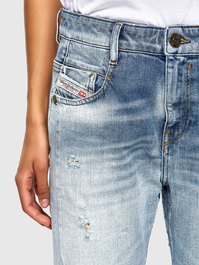 Diesel - Fayza 009TP, Medium blue - Jeans - Image 3