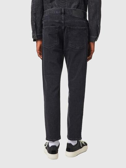 Diesel - D-Fining 09A14, Black/Dark grey - Jeans - Image 2