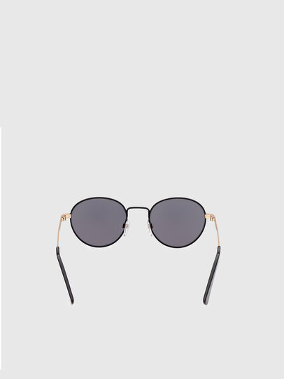 Diesel - DL0290, Black - Sunglasses - Image 4