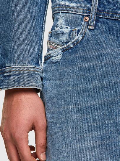 Diesel - D-WILLOH-X, Light Blue - Shorts - Image 4