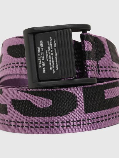 Diesel - B-MASER, Violet - Belts - Image 2