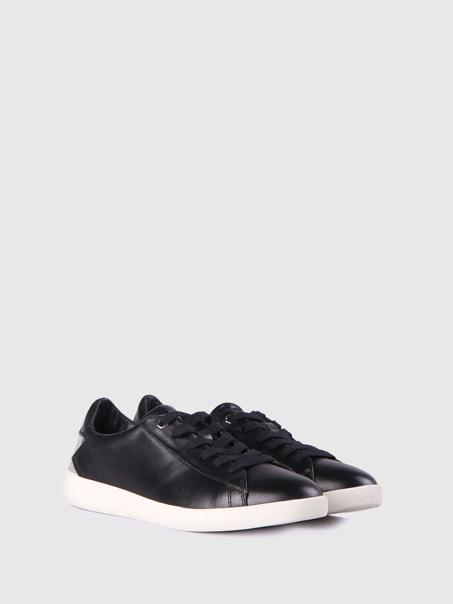 Diesel - S-OLSTICE LOW W, Black - Sneakers - Image 3