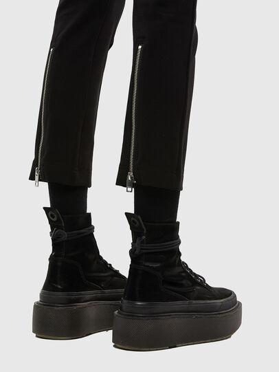 Diesel - P-CUPERY, Black - Pants - Image 6