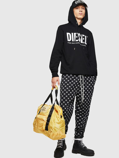 Diesel - DUPAK, Yellow - Travel Bags - Image 7